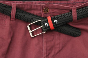 Moda ecologica con la cintura CinBike