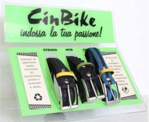 espositore cinture cinbike