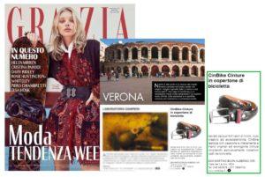 Il magazine Grazia ci consiglia tra le idee regalo